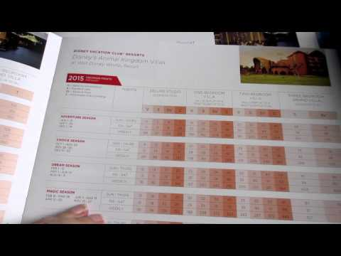 Disney Vacation Club Packet  - What does ownership cost?