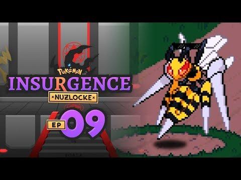 2ND GYM HAS A MEGA!? | Pokemon Insurgence Nuzlocke Part 9