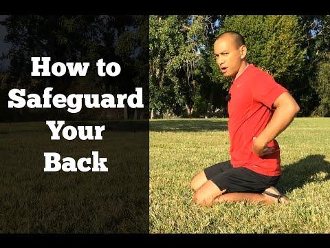 Avoid Lower Back Pain - Hip Hinge Exercise