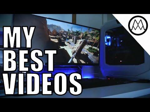 Mrwhosetheboss - BEST VIDEO INTROS!