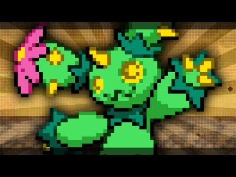 How & Where to catch/get - Maractus in Pokemon Black 2 & Pokemon White 2