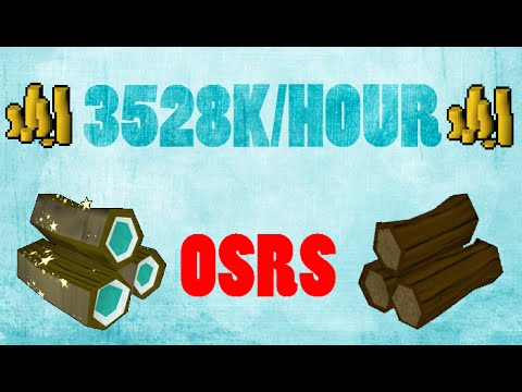 3528K/Hour OSRS Money Making Guide #34 Low Requirements Oldschool Runescape 2007
