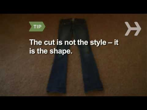 How to Pick the Best Jeans for Your Body Type
