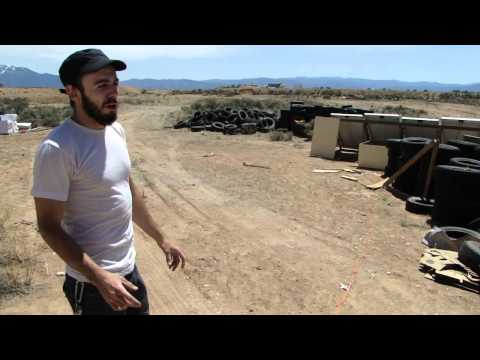 How to Organize an Earthship Build Site