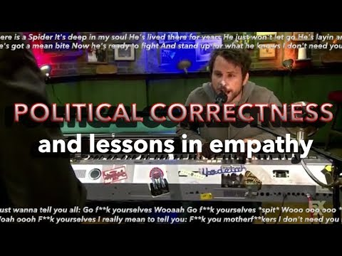 POLITICAL CORRECTNESS and lessons in empathy *re-upload/mirror*