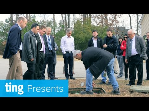Lighting up Holly Springs | Ting Presents