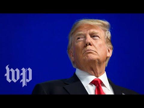 Trump's 2018 Davos speech, in three minutes