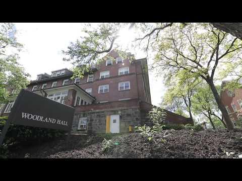 Woodland Hall Residence Hall at Chatham University
