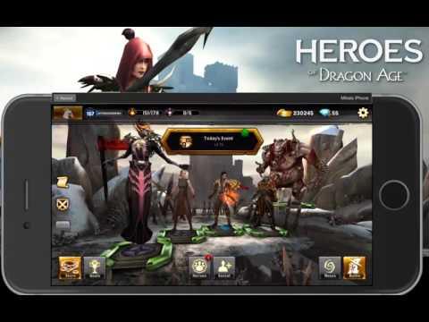 Heroes Of Dragon Age Version 3.5 Update