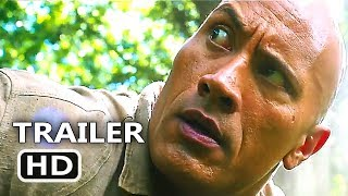 Jumanji 2 Official Trailer (2017) Welcome to the Jungle, Dwayne Johnson Movie HD