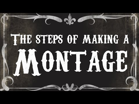 All the required steps for making a rocket league montage.
