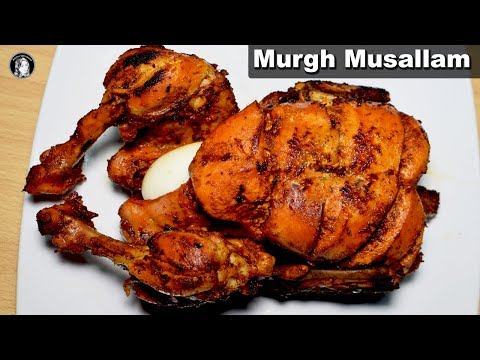 Murgh Musalam Without Oven - Whole Chicken Recipe - Kitchen With Amna