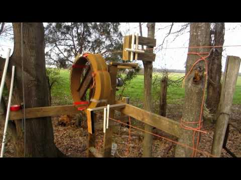 My 500 Foot Long Zipline - How to Build a DIY Zipline thats fast!