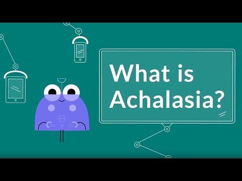 What is Achalasia? (Esophagus Nerve Damage)