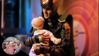 Malia melts Loki