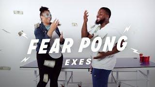 Exes Play Fear Pong (Brianna vs. Brandon) | Fear Pong | Cut