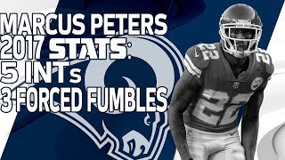 New Rams CB Marcus Peters