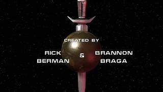 "Star Trek: Enterprise ""In a Mirror Darkly"" Intro with Perfect Strangers Theme"