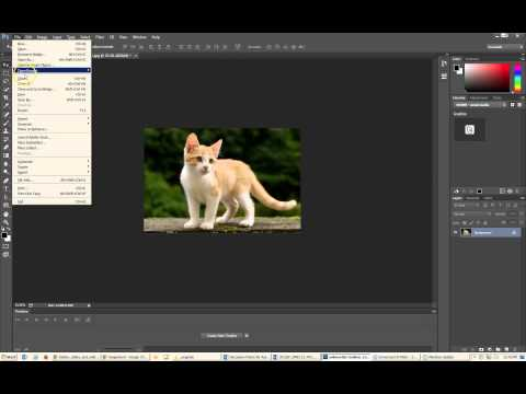 Image and Canvas Size dialog in Photoshop CC 2015