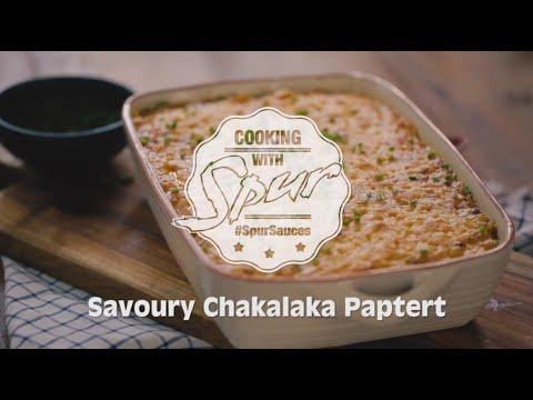 Savoury Chakalaka Paptert