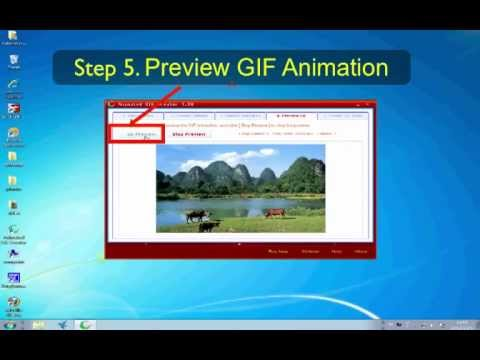 How to Convert Images to Animated GIF