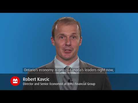 Ontario - BMO Blue Book Economic Update