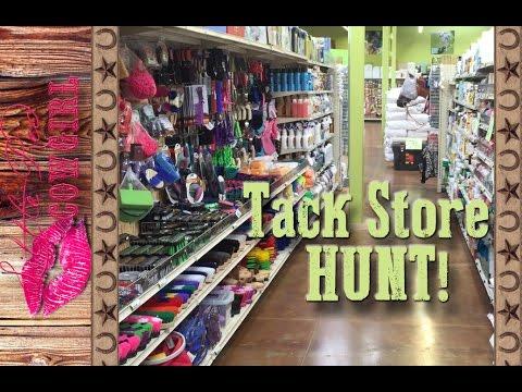 Tack Store Hunt