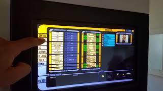 lcars touchscreen home control like star trek - PakVim net