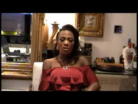 Academy for Women Achievers Award short clip. Part 2.