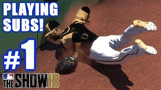 FIRST GAME AGAINST SUBSCRIBERS! | MLB The Show 18 | Subscriber Challenge #1