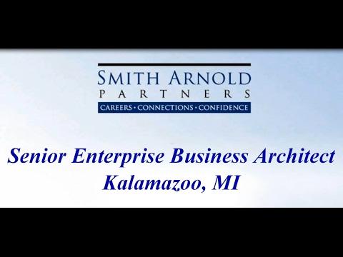 Senior Enterprise Business Architect (MI) (CLOSED)   Smith Arnold Partners