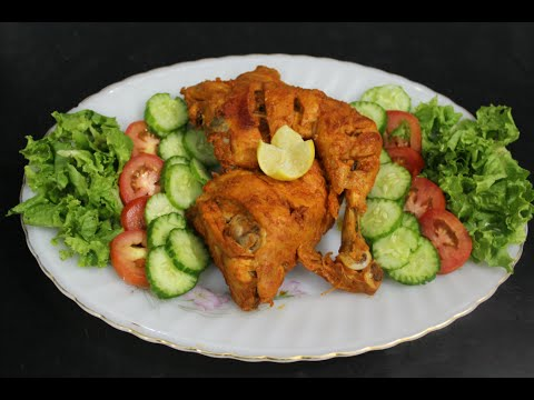 Chicken Tikka in a pan   (without oven or grill )