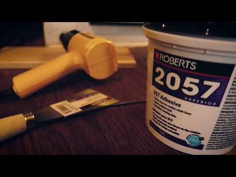 How To Repair Vinyl Floor With Adhesive