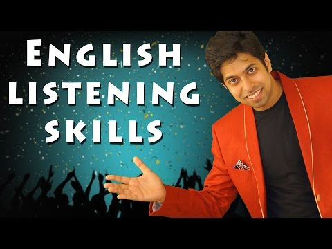 Improve and Practice : English Listening Skills? (Explained in Hindi)