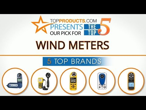 Best Wind Meter Reviews 2017 – How to Choose the Best Wind Meter