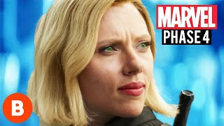 Download MCU Phase 4: All Of The Movies That Marvel Currently Has In Development Video