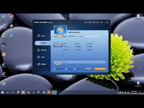 Best Way to create Backup & Restore of Total Windows Easily (Hindi)