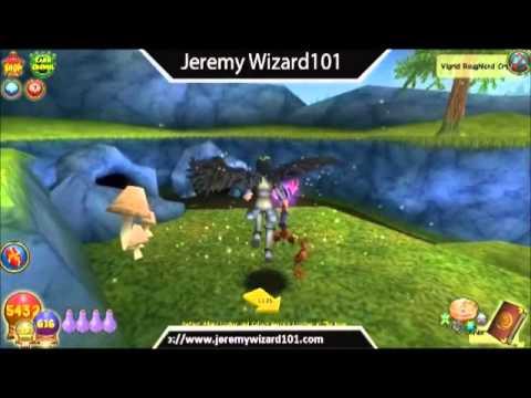 Wizard101: Zeke's Quests: Zeke's Yardbirds (Grizzleheim)