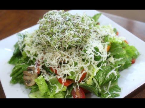 Stay Fit Sunday | Fresh Salad