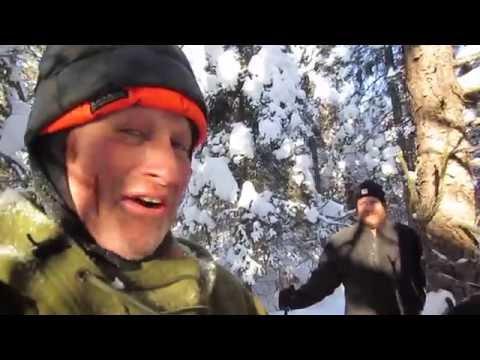 HammockForums Original Minnesota Frozen Butt Hang 2016
