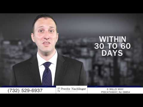 What is the divorce process in New Jersey?