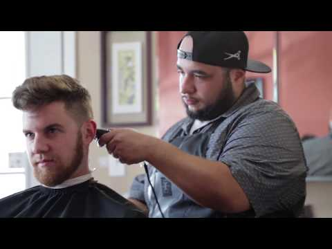 How One Local Barber Uses New Tech to Run His Small Business