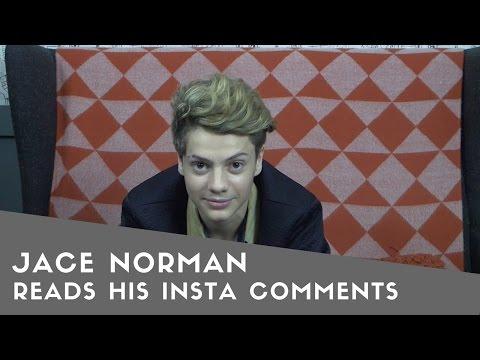 Jace Norman Reads His Most Hilarious Instagram Comments