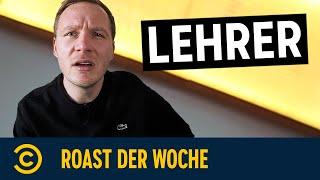 Lehrer | Roast der Woche | Comedy Central Deutschland