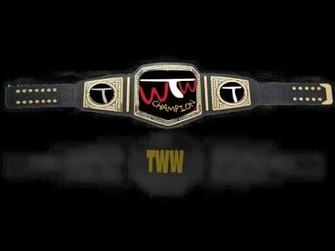 WR3D How To Make Your Custom Title Belt - PakVim | Fastest