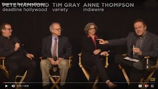4 Oscar Experts Predict Best Picture: Anne Thompson, Pete Hammond, Tim Gray & Tom O