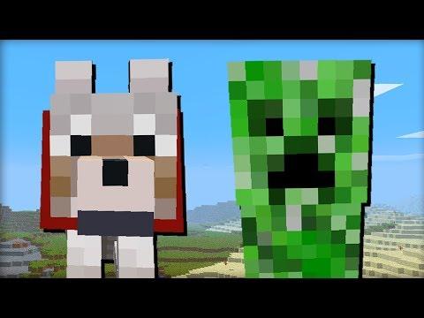 ✔ Minecraft: 10 Mobs We All Love