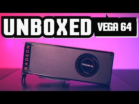 AMD Radeon RX Vega 64 | UNBOXED