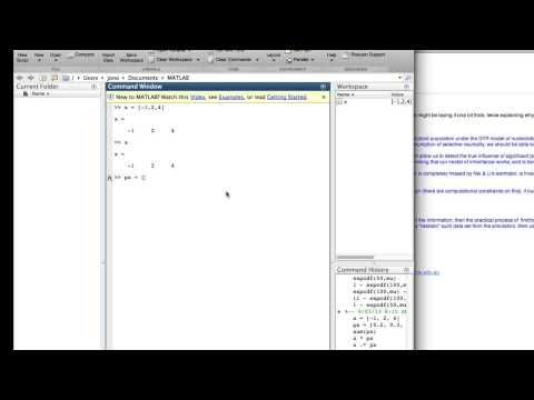 Expectation and variance of discrete random variable