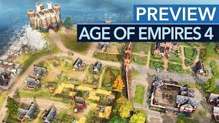 Endlich echtes Gameplay zu Age of Empires 4: Völker, Kampagnen und Aufbau